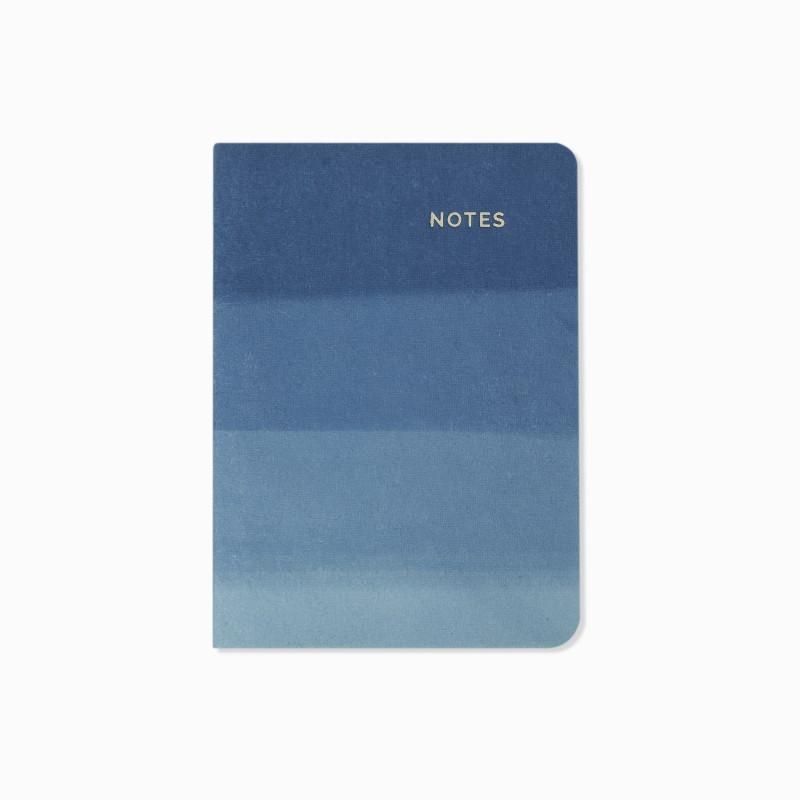 Indigo Dipped Notebooks