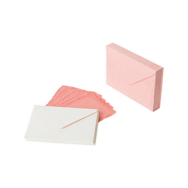 Dyed Cards