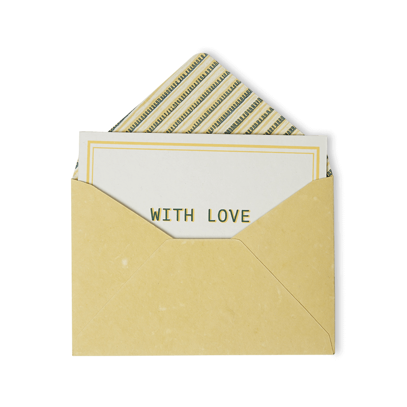 With Love Card Set