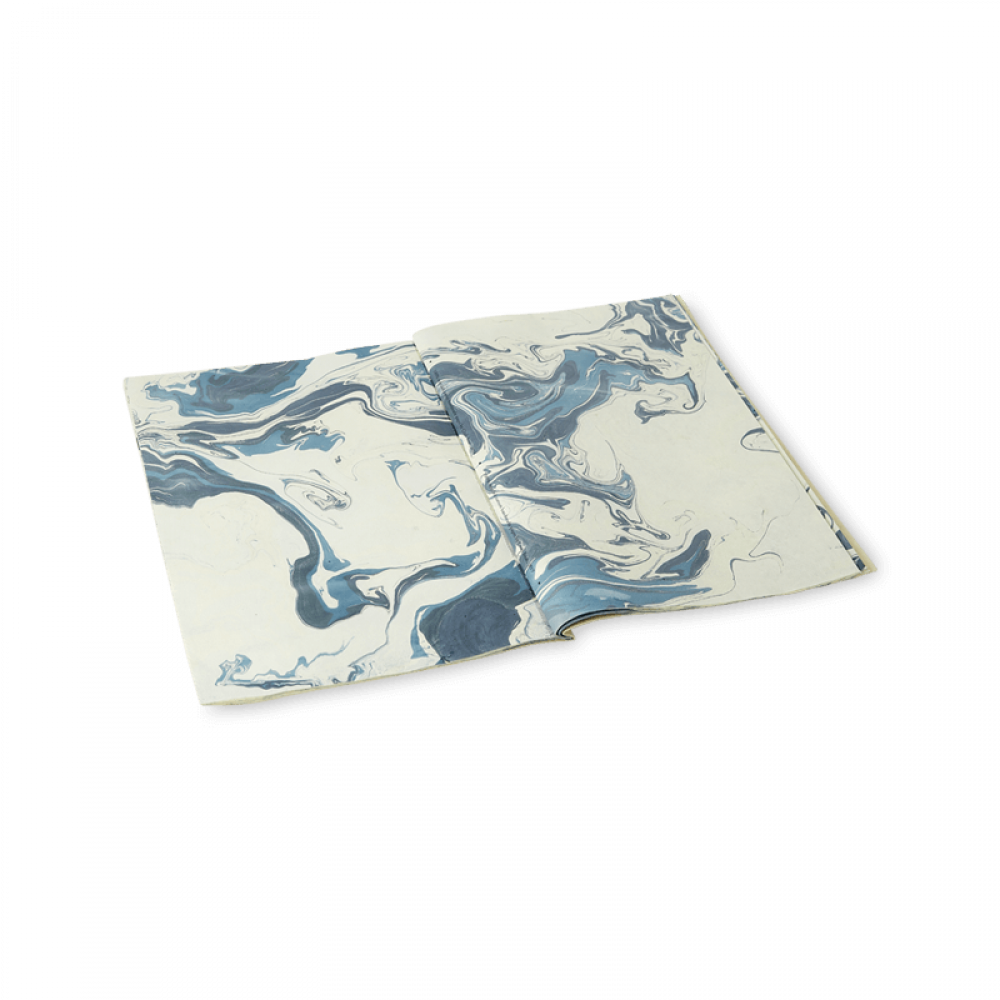 Blue Stormont Wrapping Paper