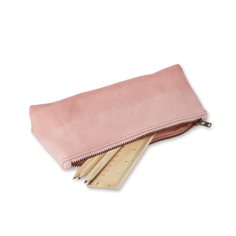 Sappan Wood Dyed Pouch