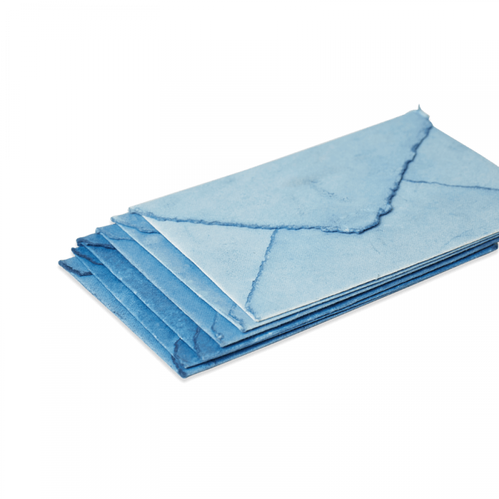 Naturally Dyed Envelopes (S)
