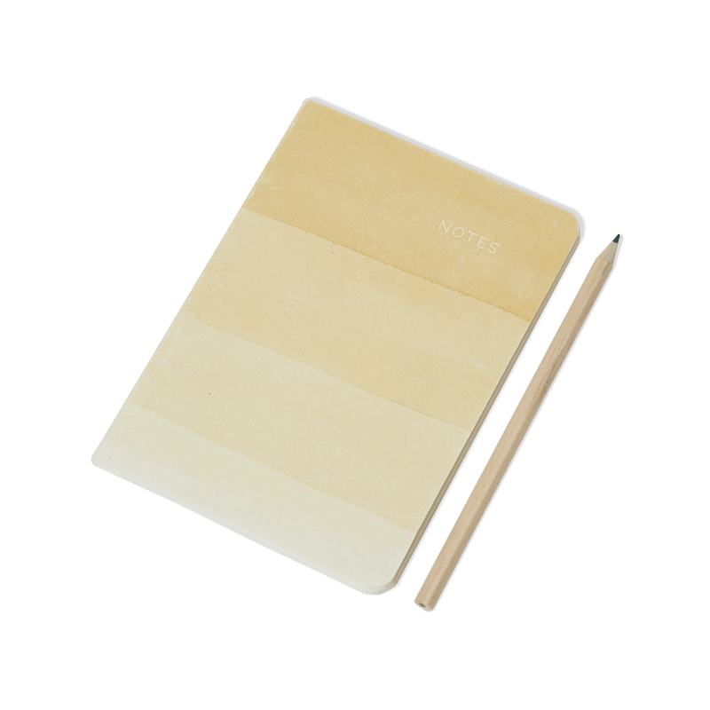 Turmeric Notebook