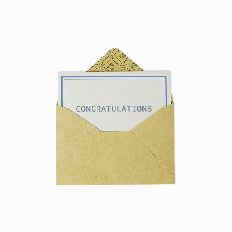 Congratulations Card Sets