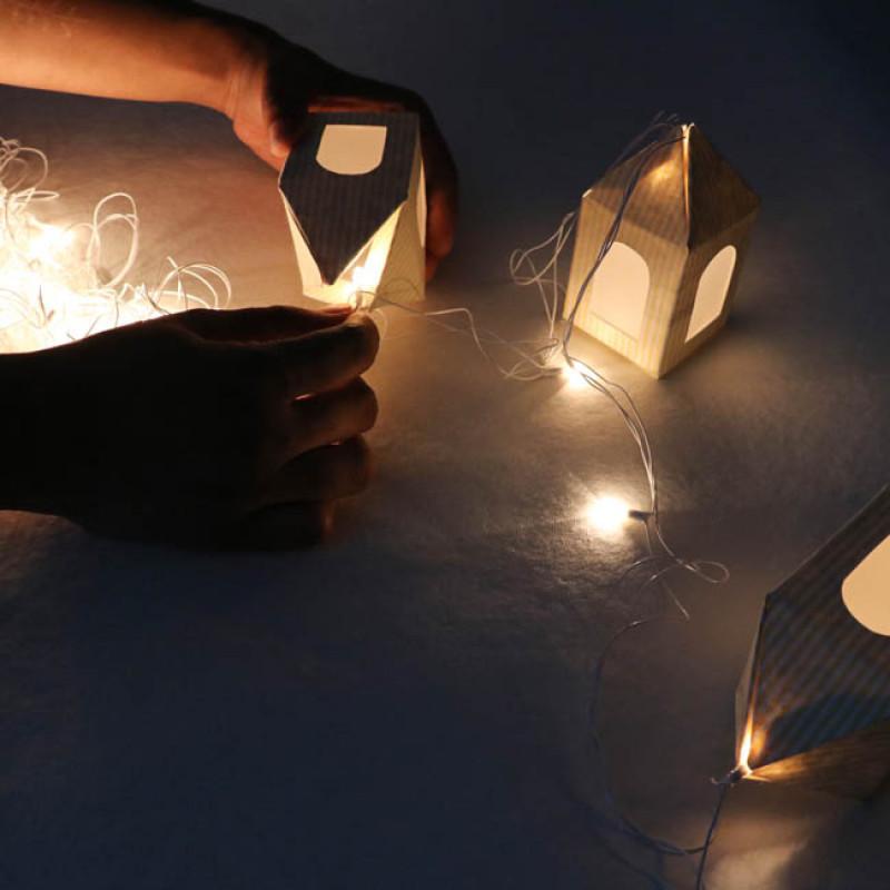 Cottage Lanterns