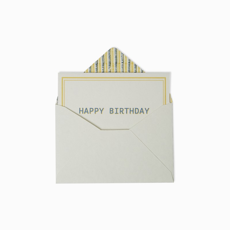 Happy Birthday Card Sets